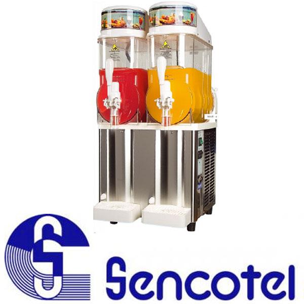 Sencotel Slush-Ice maskiner.